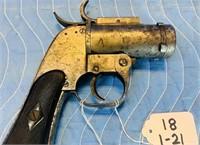 OFFSITE-FLARE GUN