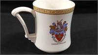 1937 Coronation Mug King George VI