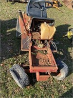 Classic Car, Antique Tractor, Project Tractors/Mowers & More