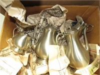 Pewter, CD's & More