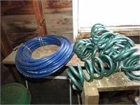 Folding Chairs, Hose & More