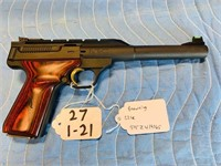OFFSITE-BROWNING 22 PISTOL