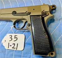 OFFSITE-FN HI-POWERD 9mm