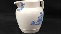 Vintage Wedgewood & Barlaston Queensware Pitcher