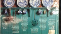 Still in box Spode the blue room collection