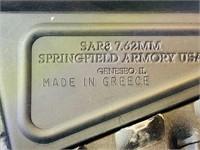 PREBAN SPRINGFIELD SAR-3/8 OVER STAMP