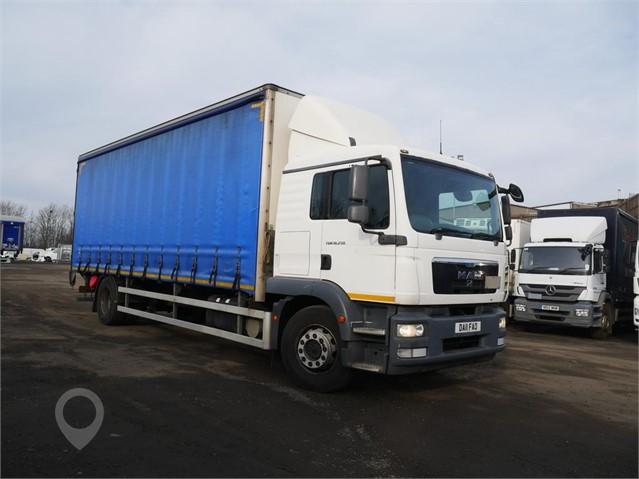 2011 MAN TGM 18.240 at TruckLocator.ie