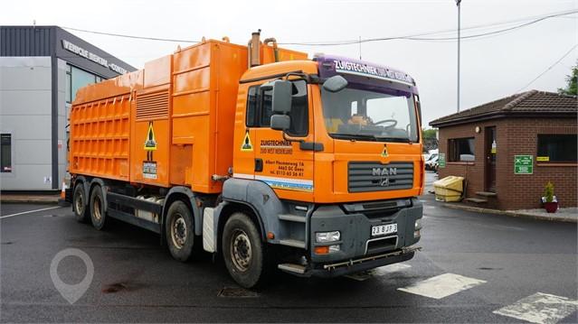 2021 MAN TGS 35.480 at TruckLocator.ie