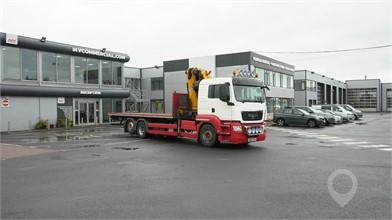 2013 MAN TGS26.400 at TruckLocator.ie