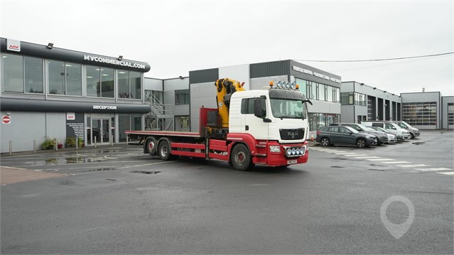 2013 MAN TGS 26.400 at TruckLocator.ie