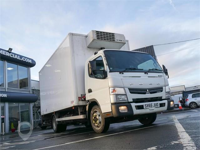 2015 MITSUBISHI FUSO CANTER 7C18 at TruckLocator.ie