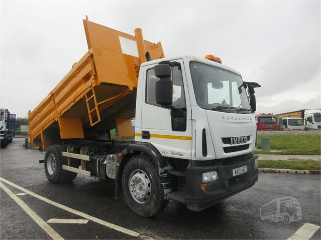 2012 IVECO EUROCARGO 180-250 at www.firstchoicecommercials.ie