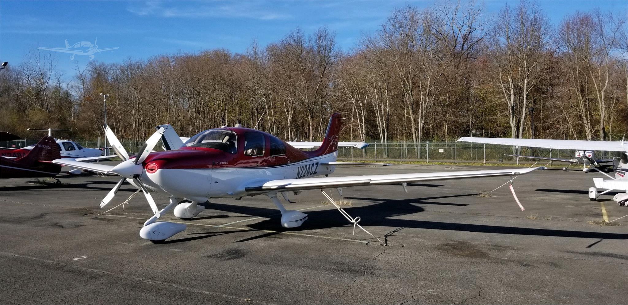 2011 CIRRUS SR22-G3