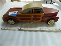 Buddy L Town & Country Convertible - #471 - 1947-4