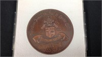 Large 2 inch Pope John Paul II coin\medal