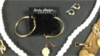 Vintage a lot of costume jewelry