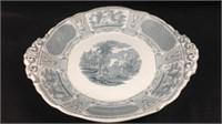 Large vintage 14 inch platter