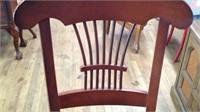 47 inch wood swivel stool (3)