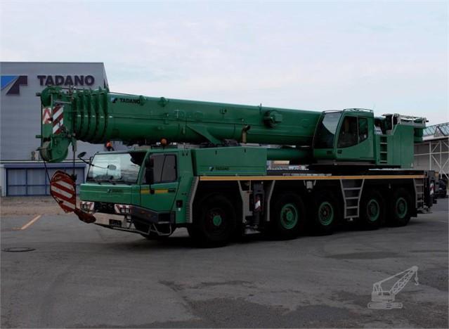2014 TADANO FAUN ATF 180G-5 at used.demagmobilecranes.com