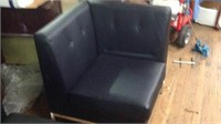 Two like new corner chairs/loveseat