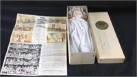 """12 """" handmade antique replica biscuit baby"""