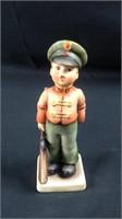 """Vintage 6""""  Goebel Hummel 332 soldier boy"""