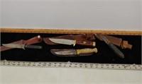 679 Estate of Guns ,Ammunition & knives
