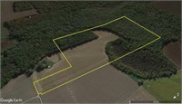 St. Clair Co IL 55 Ac Tillable & Wooded Creek Bottom
