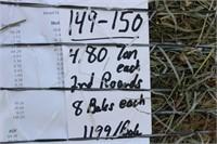 Hay, Bedding, Firewood #52 (12/23/2020)
