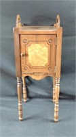 Antique 26 x 10 x 10 smoking stand