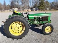 John Deere 1530 Diesel 2WD 178821T 2744NOTE: BROKE