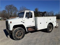 January 2021 Online Only Equipment Auction