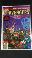 Vintage avengers king-size annual 1977