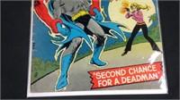 Vintage Batman and deadman comic book