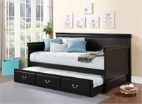Acme Furniture Bailee Daybed, Black
