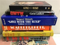 Large Gone with the Wind Lot