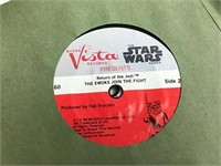 Star Wars Planet of the Hoojibs Book & Record +
