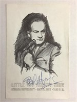 IU Programs Autographs Bob Hope / The Association