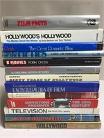 13 Hollywood, Movie & Television Books