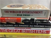10 Hollywood & Film Books