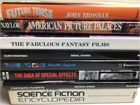 8 Film Fantasy & Si-Fi Books