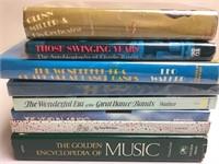 8 Music Books Big Band / Dance & More