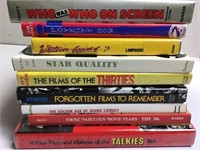 9 Hollywood History Books - Talkies To Now