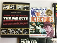 7 Books on Gangster / Detective Movies