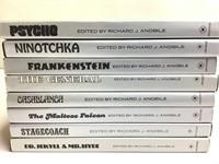8 Richard J Anobile Film Books-Psycho Jekyll/Hyde