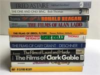 11 Leading Men Hollywood Bio Books