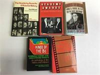 5 Hollywood Merchant Oscar & Awards Books