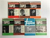 Vintage Victor RCA Bluebird Record & Tape Catalogs