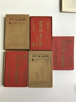 Large Lot of RCA Vintage Service Guides & More