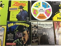 13 8mm Movies Zorro / Son of Frankenstein + More